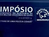 Simpósio sobre Cidadania promovido pela Academia da PM de Goiás tem patrocínio da GENTLEMAN